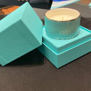 ティファニー(Tiffany & Co.)のティファニー キャンドル(アロマ/キャンドル)