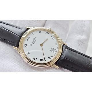 クリスチャンディオール(Christian Dior)のDior クリスチャンディオール 男性用 クオーツ腕時計 B2433(腕時計(アナログ))