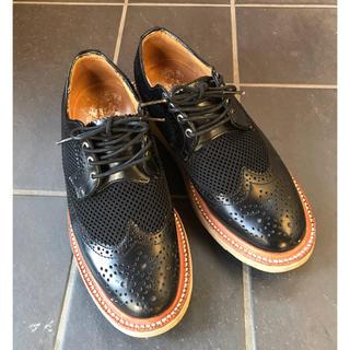 アパルトモンドゥーズィエムクラス(L'Appartement DEUXIEME CLASSE)のカミナンド CAMINANDO レースアップ(ローファー/革靴)