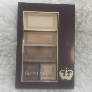 リンメル(RIMMEL)のリンメル ショコラスウィートアイズ ソフトマット004(アイシャドウ)