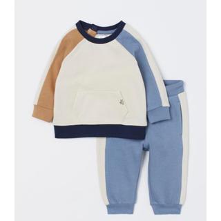 H&M - レア  ❤️ H&M スウェット & ジョーカーパンツ 90