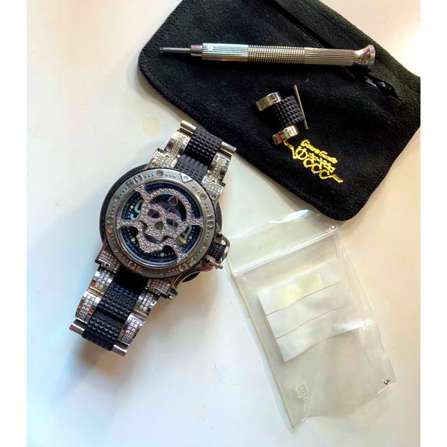 AQUANAUTIC - アクアノウティック  ダイヤ キングサブコマンダー デイデイト 自動巻き の通販