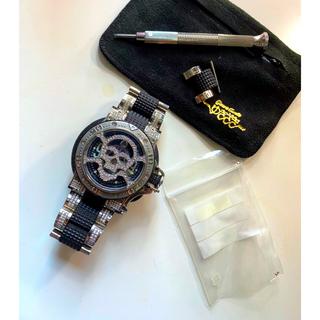 アクアノウティック(AQUANAUTIC)のアクアノウティック  ダイヤ キングサブコマンダー 自動巻き 本物(腕時計(アナログ))