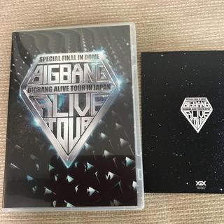 BIGBANG - BIGBANG ALIVE TOUR 2012 IN JAPAN SPECIAL