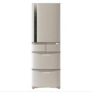 日立 - 冷蔵庫 スリム ビック 省エネ 5ドア 日立 シルキーベージュ