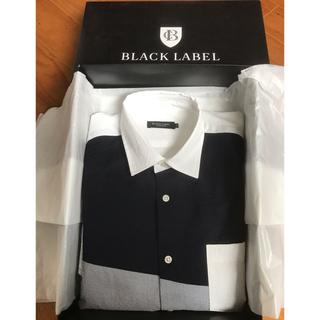 ブラックレーベルクレストブリッジ(BLACK LABEL CRESTBRIDGE)の新品未使用 クレストブリッジ ブラックレーベル シャツ 定価 19800円ドレス(シャツ)