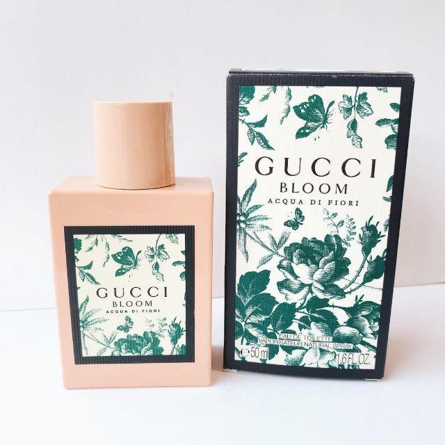 Gucci - グッチ ブルーム アクア ディ フィオーリ オードトワレ 50ml の通販