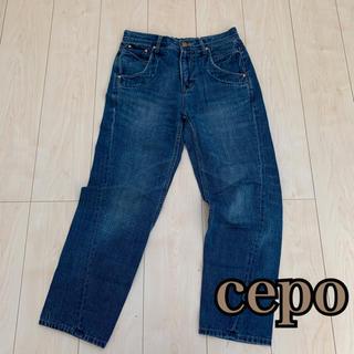セポ(CEPO)のcepo セポ  デニムパンツ   デニム パンツ(デニム/ジーンズ)