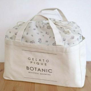 ジェラートピケ(gelato pique)の&ROSY 4月号 付録  ジェラート ピケ 巾着型ストックバッグ (トートバッグ)