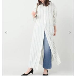 JOURNAL STANDARD - ジャーナルスタンダードレリューム☆新品ストライプシャツワンピース