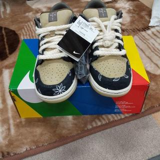 ナイキ(NIKE)のNIKE SB DUNK LOW PRM QS TRAVIS 27.0(スニーカー)