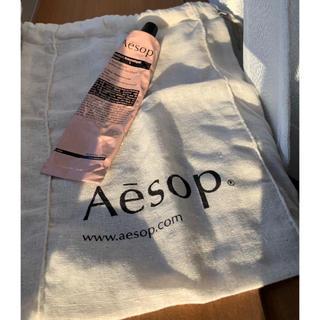 Aesop - Aesop リネン巾着 未使用