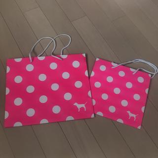 ヴィクトリアズシークレット(Victoria's Secret)のビクトリアシークレット ショップ袋(ショップ袋)