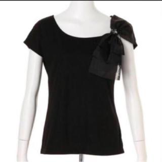 ビーラディエンス(BE RADIANCE)の新品 BE RADIANCE リボン Tシャツ(Tシャツ(半袖/袖なし))