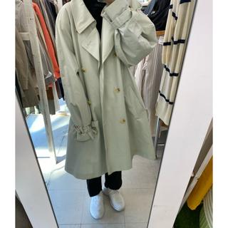 ロキエ(Lochie)のvintage trench coat(トレンチコート)