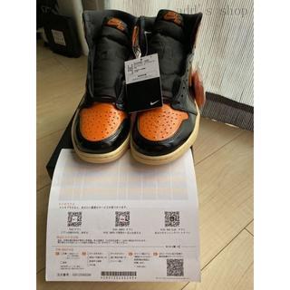 ナイキ(NIKE)の27.5 国内正規品 555088-028 NIKE AIR JORDAN 1(スニーカー)