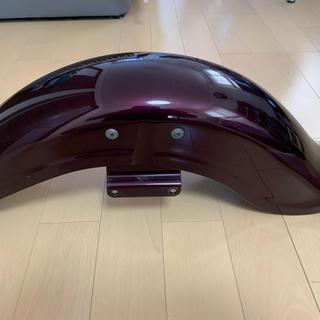Kawasaki バルカン クラシック 400 フロントフェンダー 中々綺麗!