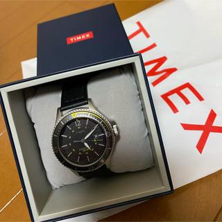 タイメックス(TIMEX)のタイメックス 腕時計 メンズ ソーラー充電 新品未使用(腕時計(アナログ))