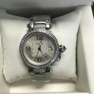 カルティエ(Cartier)の新品 Cartier カルティエ 100m防水 腕時計(腕時計(アナログ))