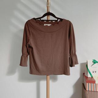 マジェスティックレゴン(MAJESTIC LEGON)の春服(Tシャツ(長袖/七分))