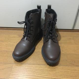 ジーユー(GU)のGUブーツ(ブーツ)