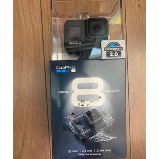 GoPro - 新品未開封 GoPro HERO8 BLACK