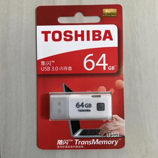 トウシバ(東芝)のTOSHIBA USBメモリ USB3.0(PC周辺機器)