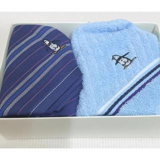 マンシングウェア(Munsingwear)のMunsingwear タオルハンカチ 大判ハンカチ(ハンカチ/ポケットチーフ)