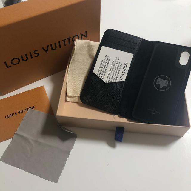 LOUIS VUITTON - Louis Vuitton エクリプス iPhoneX·Xs ケースの通販