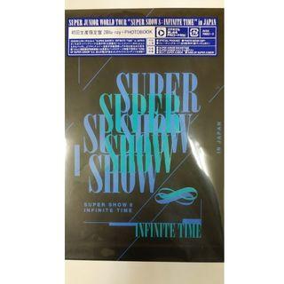 スーパージュニア(SUPER JUNIOR)の[公式]SUPER SHOW 8 blu-ray(ミュージック)