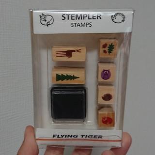 Flying Tiger Copenhagen - フライングタイガー スタンプ