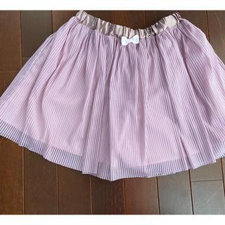 エニィファム(anyFAM)のanyFAM  KIDS  チュールスカート パンツ付 新品タグなし 130(スカート)