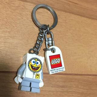 レゴ(Lego)のレゴ スポンジボブ キーホルダー(キャラクターグッズ)