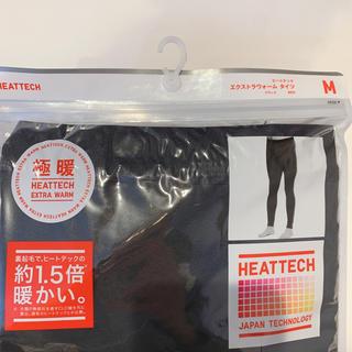 ユニクロ(UNIQLO)の【新品】ユニクロ 極暖 ヒートテック(レギンス/スパッツ)
