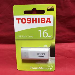 東芝 - 東芝 TOSHIBA USBメモリ 16GB USB2.0