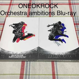 ONE OK ROCK - ONEOKROCK Orchestra ambitions Blu-ray