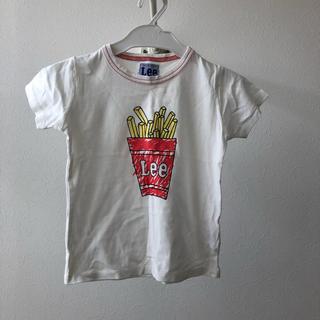 リー(Lee)のLEE ストンプスタンプ Tシャツ 100 新品未使用(Tシャツ/カットソー)