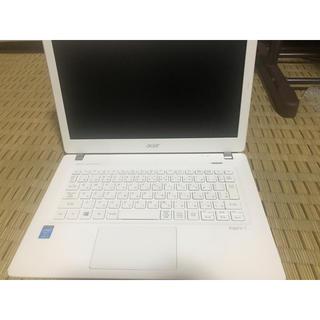 エイサー(Acer)のacer ノートPC(ノートPC)