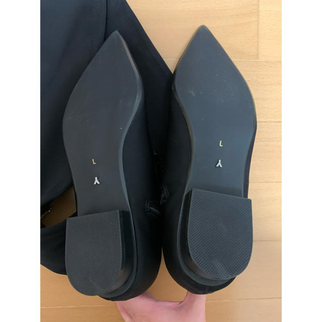 Yellow boots(イエローブーツ)のyello フラットブーツ レディースの靴/シューズ(ブーツ)の商品写真