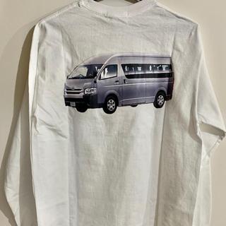 BEAUTY&YOUTH UNITED ARROWS - roku ロンT ハイエース SANSESANSE ロングスリーブTシャツ