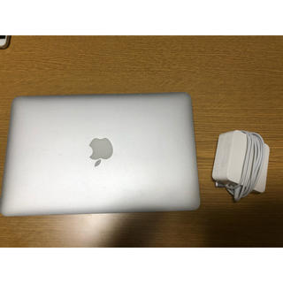Mac (Apple) - mac book air 2012 美品 完動品
