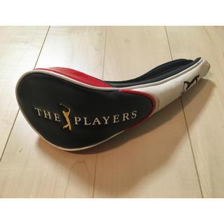 PUMA - PLAYERS 選手権 ヘッドカバー ドライバー用 中古