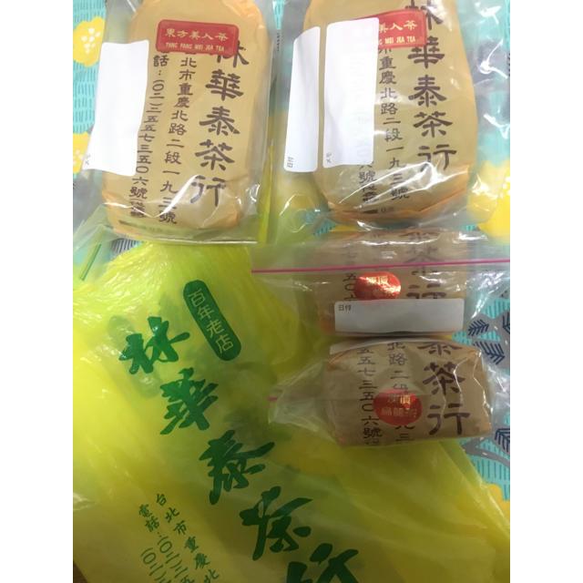 林華泰茶行 小種烏龍茶 台湾茶 食品/飲料/酒の飲料(茶)の商品写真