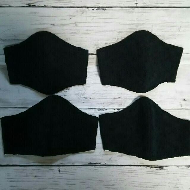喉 潤い マスク 、 🌹インナーマスク立体🌹子供用4枚セットの通販