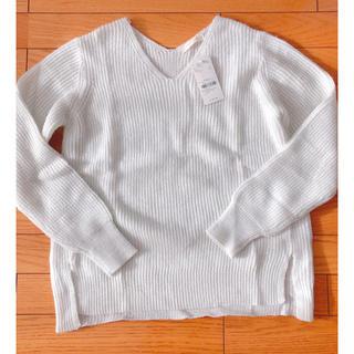 chocol raffine robe - 新品・未使用!タグ付き!♡chocol raffine robe 春ラメニット♡