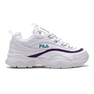 FILA - FILA RAY 厚底 スニーカー ダッド 韓国