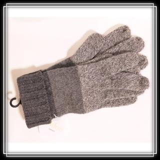 クロエ(Chloe)の⑦ラストセール 新品 クロエ ウール100% 手袋 メンズ Chloe GANT(手袋)