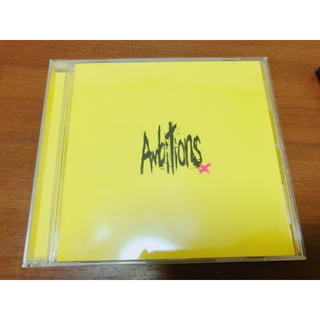 ONE OK ROCK -  ONE OK ROCK Ambitions 通常盤CD