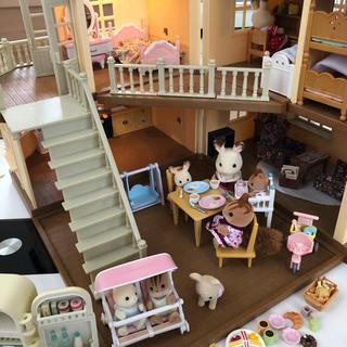 シルバニアファミリー 人形 家 家具(ぬいぐるみ/人形)