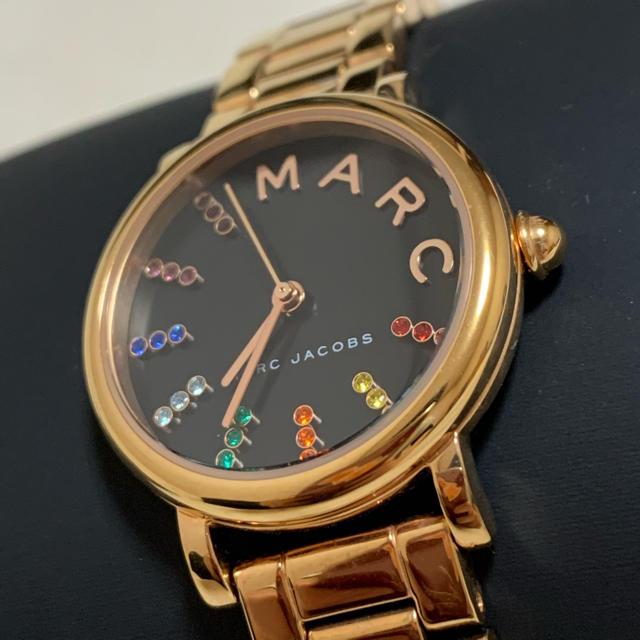 vivienne 時計 偽物ヴィトン | MARC JACOBS - MARC JACOBS 腕時計 レディースの通販